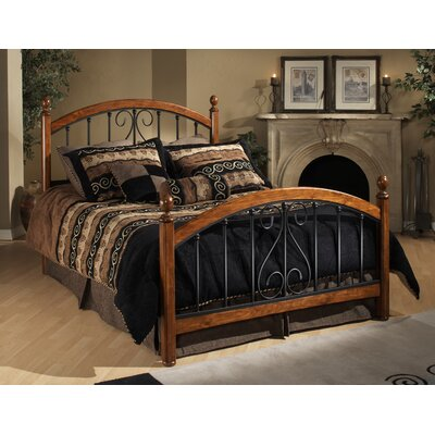 Hillsdale Furniture Burton Way Metal Bed