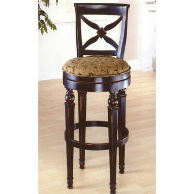 "Hillsdale Furniture Normandy 30"" Swivel Bar Stool"