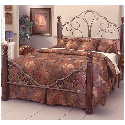 Hillsdale Furniture Ardisonne Metal Bed