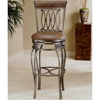 "Hillsdale Furniture Montello 32"" Swivel Bar Stool"
