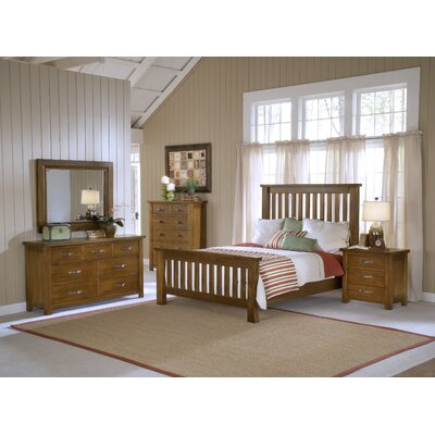 Outback Slat 4 Piece Bedroom Collection