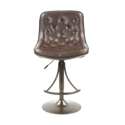 "Hillsdale Furniture Aspen 24"" Barstool in Copper"