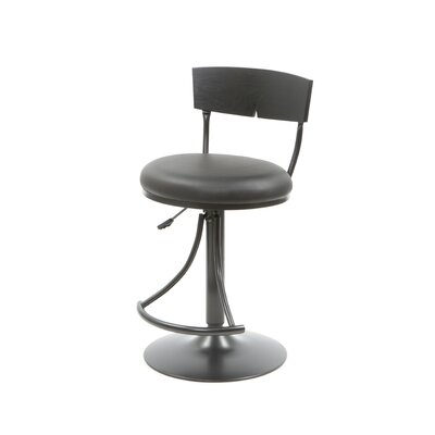New Spec Adjustable Height Swivel Bar Stool Amp Reviews