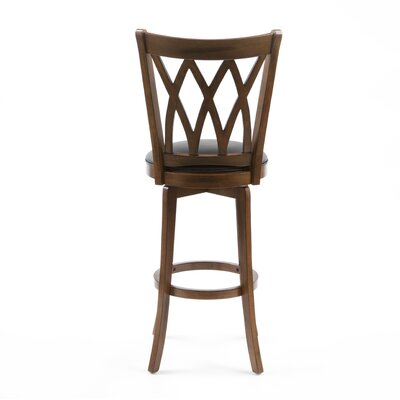 "Hillsdale Furniture Mansfield 30"" Swivel Bar Stool"