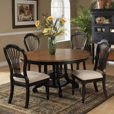 Hillsdale Furniture Wilshire 5 Piece Dining Set