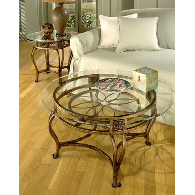 Hillsdale Furniture Scottsdale Contemporary End Table