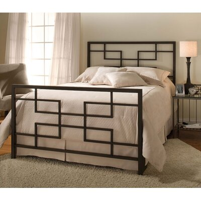 Hillsdale Furniture Terrace Metal Bed