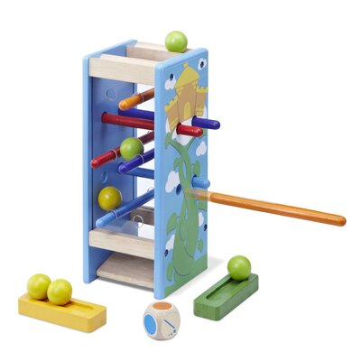 Wonderworld Tumbling Tower Game