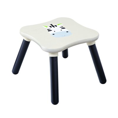 Wonderworld Zebra Kid's Stool