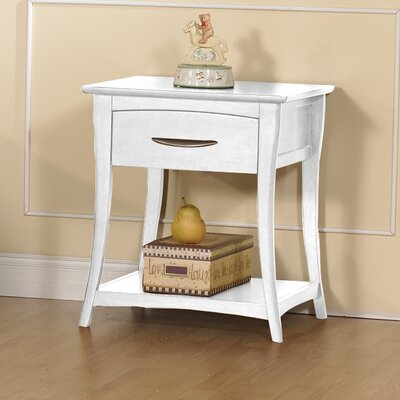PALI Trieste 1 Drawer Nightstand