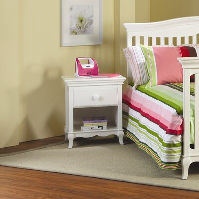 PALI Mantova 1 Drawer Nightstand