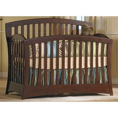 PALI Trieste 4-in-1 Convertible Forever Crib
