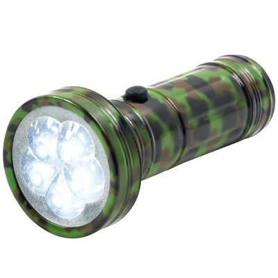 5 LED Flashlight (Set of 2)
