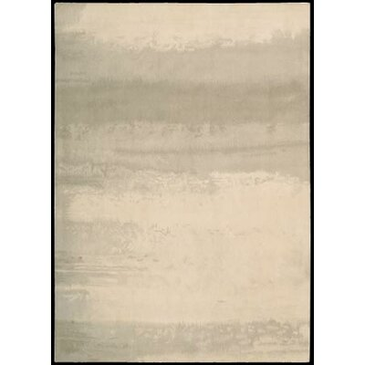 Calvin Klein Home Rug Collection CK10 Luster Wash Ivory Fog Rug