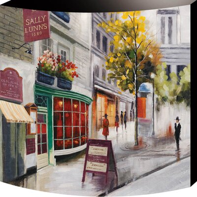 100 Essentials Sally Lunn's Tea Room Painting