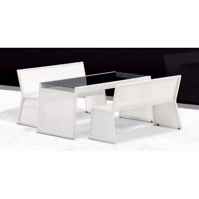 Palace 3 Piece Dining Set