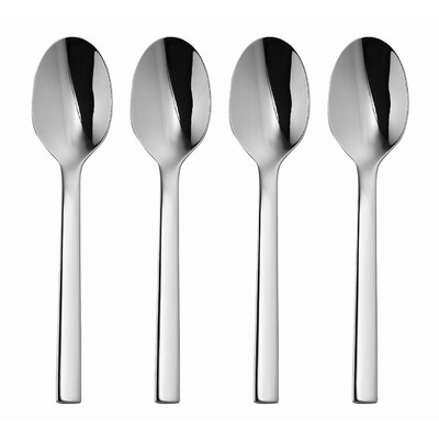 solex Maya 4 Piece Coffee Spoon Set