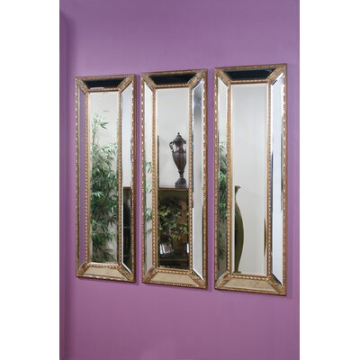 Marbella Triple Mirror (Set of 2)