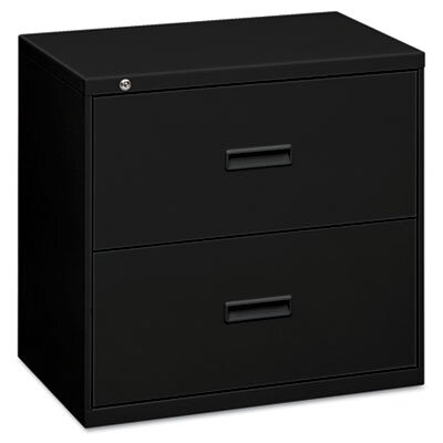 Basyx by HON 400 Series 2 Drawer Lateral File