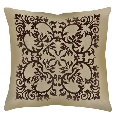 The Royal Silk Gardenia Thai Silk Pillow Cover