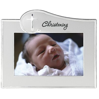 Malden Christening Wave Picture Frame