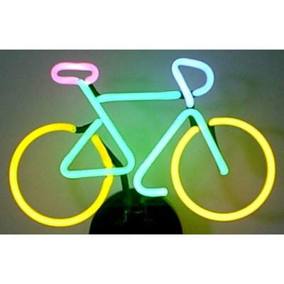Neonetics Business Signs Bicycle Neon Sign