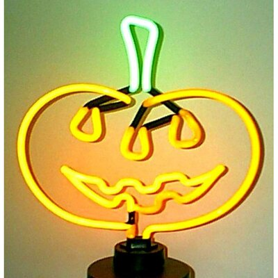 Neonetics Business Signs Pumpkin Neon Sign