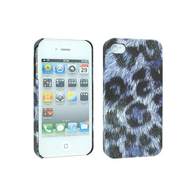 Odoyo Snow Leopard Wild Animal Protective Case for iPhone 4/4S
