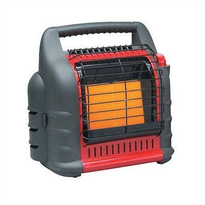 Mr. Heater 4,000-9,000 and 18,000 BTU Big Buddy Heater Heater