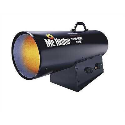Mr. Heater 250,000 - 400,000 BTU Forced Air Utility Propane Space Heater