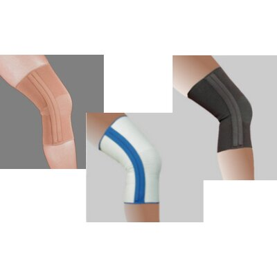 Dual Spiral Stay Compression Support Knee Brace