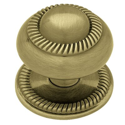 Decorative Roped Cabinet Knob