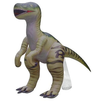 Jet Creations Inflatable XL Velociraptor