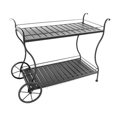 Meadowcraft Tea Serving Cart