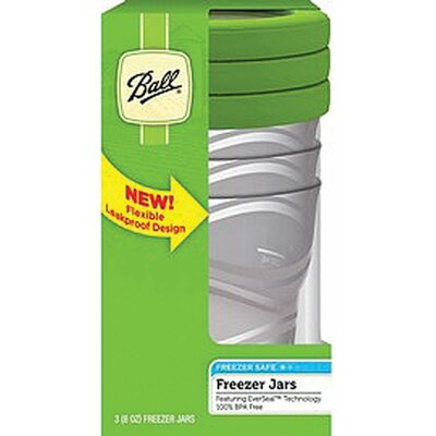 Ball Plastic Freezer Jar