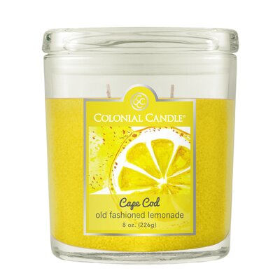 Colonial Candle Old Fashioned Lemonade Jar Candle