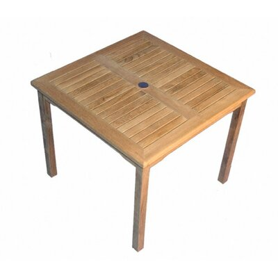 Regal Teak Bistro Table