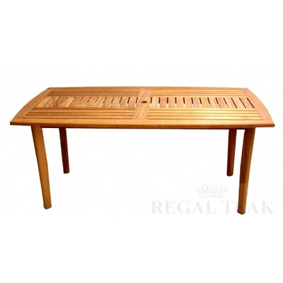 Regal Teak Teak San Marco Dining Set