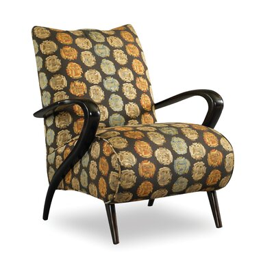 Sam Moore Miro Exposed Fabric Arm Chair