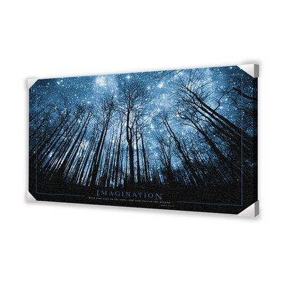 Imagination Stars Canvas