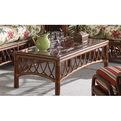 South Sea Rattan Antigua Coffee Table