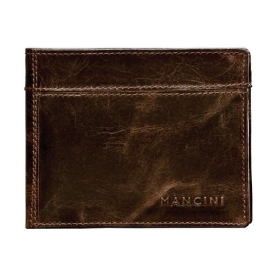 Outback Men's Classic 12 Card Billfold