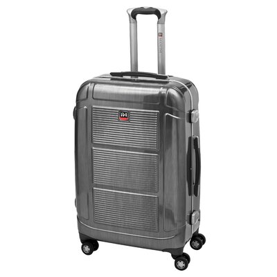 "Mancini Armour-1 24"" Hardsided Spinner Suitcase"