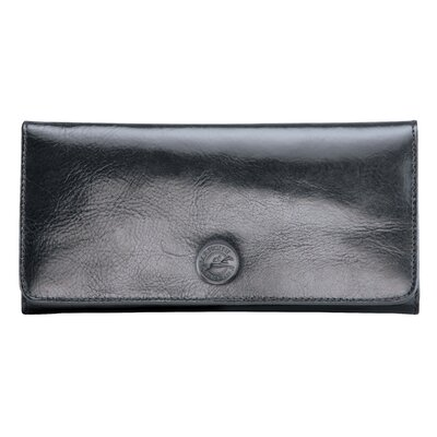 Equestrian Ladies' Trifold Wallet
