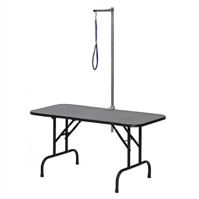 "Midwest Homes For Pets 48"" Grooming Table with Arm"