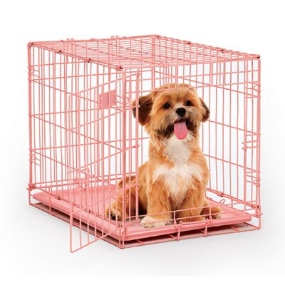 Midwest Homes For Pets iCrate Fashion Edition Dog Crate