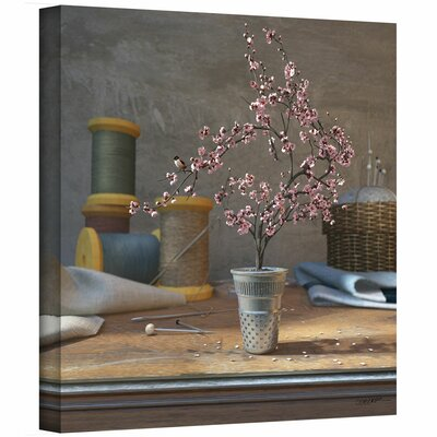 Art Wall Cynthia Decker 'Sew Tiny' Gallery-Wrapped Canvas Wall Art