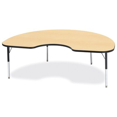 Jonti-Craft KYDZ Activity Table- Kidney (48&quot; x 72&quot;)