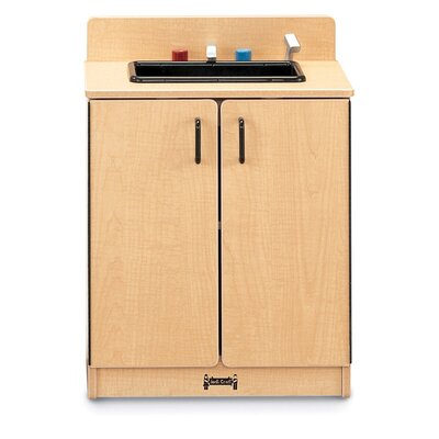 Jonti-Craft School Age Natural Birch Sink