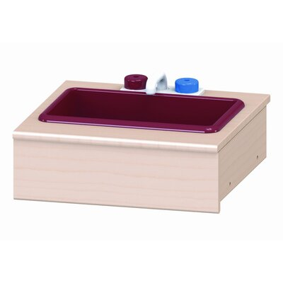 Jonti-Craft RooMeez Extra Single Sink Shelf